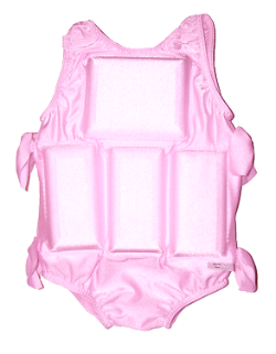 Girl's Flotation Swimsuit - Bubblegum Pink