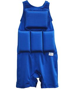 Boy's Flotation Swimsuit - Royal Blue