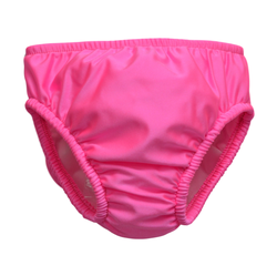 Reusable Swim Diaper - Pink (Infant / Toddler)