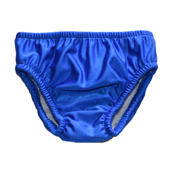 Reusable Swim Diaper - Royal Blue (Infant/Toddler)