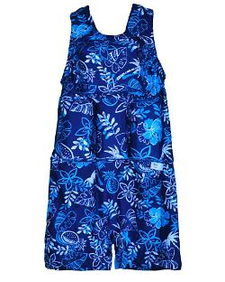 Boy's Flotation Swimsuit- Hawaiian