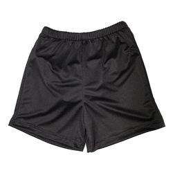 Special Needs Youth Swim Diaper Trunks - Black