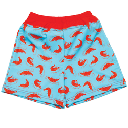 Boy's Swim-sters Shorts -NEW- Shrimp (Toddler)