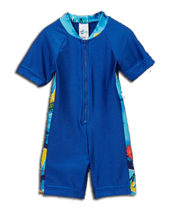 Boy's Sunsuit - Woody