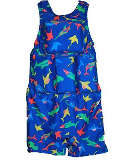 Boy's Flotation Swimsuit - Shark