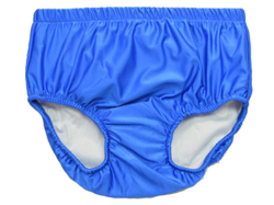 Reusable Swim Diaper - Royal Blue (Adult)