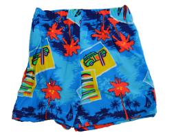 Special Needs Youth Swim Diaper Trunks - Woody